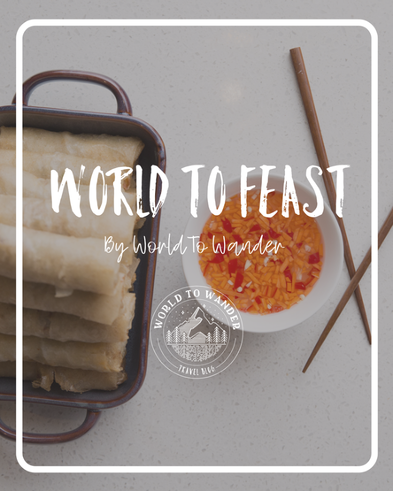 World to Feast - Spring Rolls
